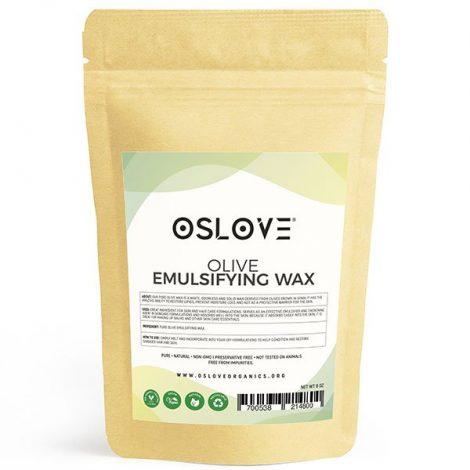Pure Olive Emulsifying Wax-8oz