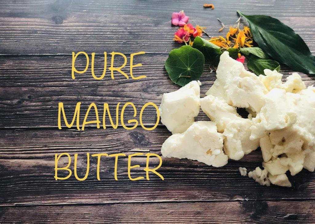 pure mango butter