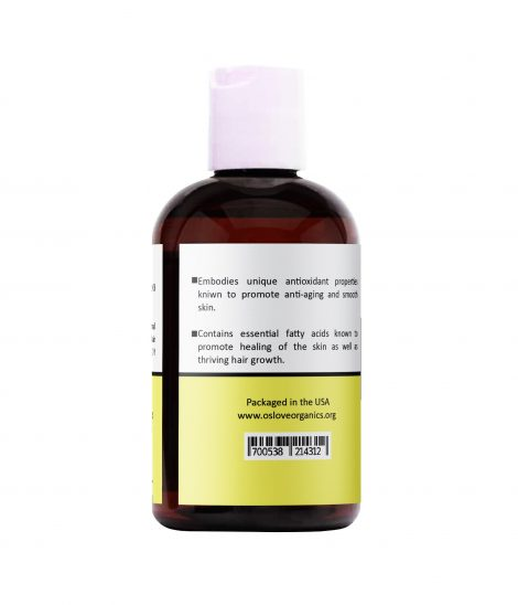 poppy seed oil unrefined